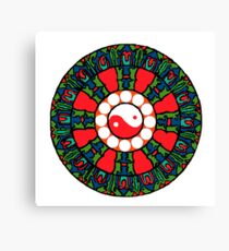 The Wheel of Truth Canvas Print