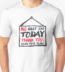 No Thank You Unisex T-Shirt