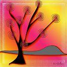 Autumn's tree by IrisGelbart