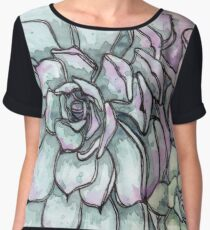 Succulove Women's Chiffon Top