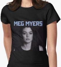 Meg Myers  Women's Fitted T-Shirt