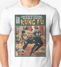 Kung Fu Comic Cover T-Shirt