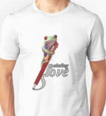 Painting love Unisex T-Shirt