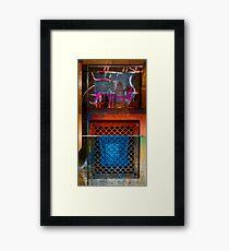 Signature Framed Print