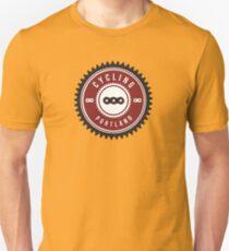 Cycling Portland Chain Ring Unisex T-Shirt