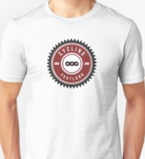 Cycling Portland Chain Ring T-Shirt