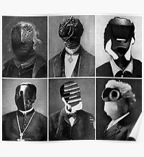 Metamorphosis of Henry Moore 2. Poster