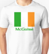 McGuire Irish Flag T-Shirt