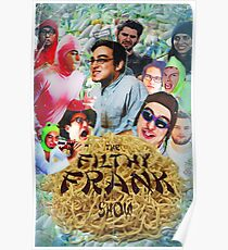 Filthy Frank - King of Filth (Distressed) Poster