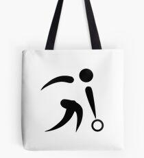 Bowling Pictogram  Tote Bag