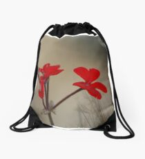 Amongst the Fog Drawstring Bag