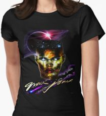 Grace in Space Tribute Women's Fitted T-Shirt