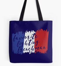 Fighting French Tote Bag