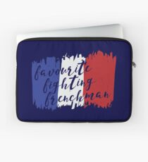 Fighting French Laptop Sleeve
