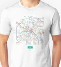paris subway T-Shirt