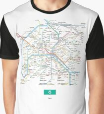 paris subway Graphic T-Shirt