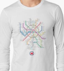 moscow subway T-Shirt
