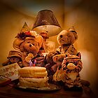 Bear Stories:  A Teddy Bear Bear-thday Party by Corri Gryting Gutzman