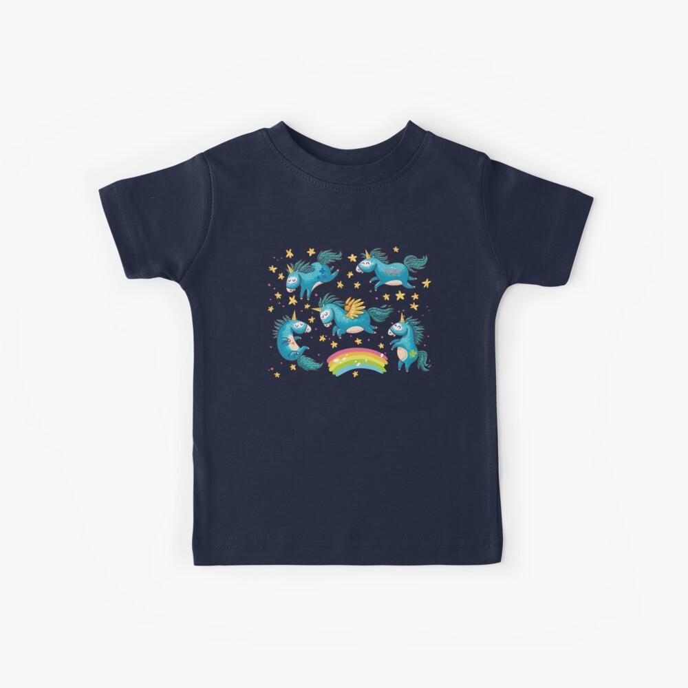 Ich glaube an Magie Kinder T-Shirt