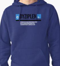 DYZIPLEN Pullover Hoodie