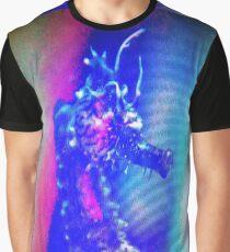 4514 Seahorse Graphic T-Shirt