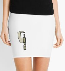 Caliper Isolated Retro Mini Skirt