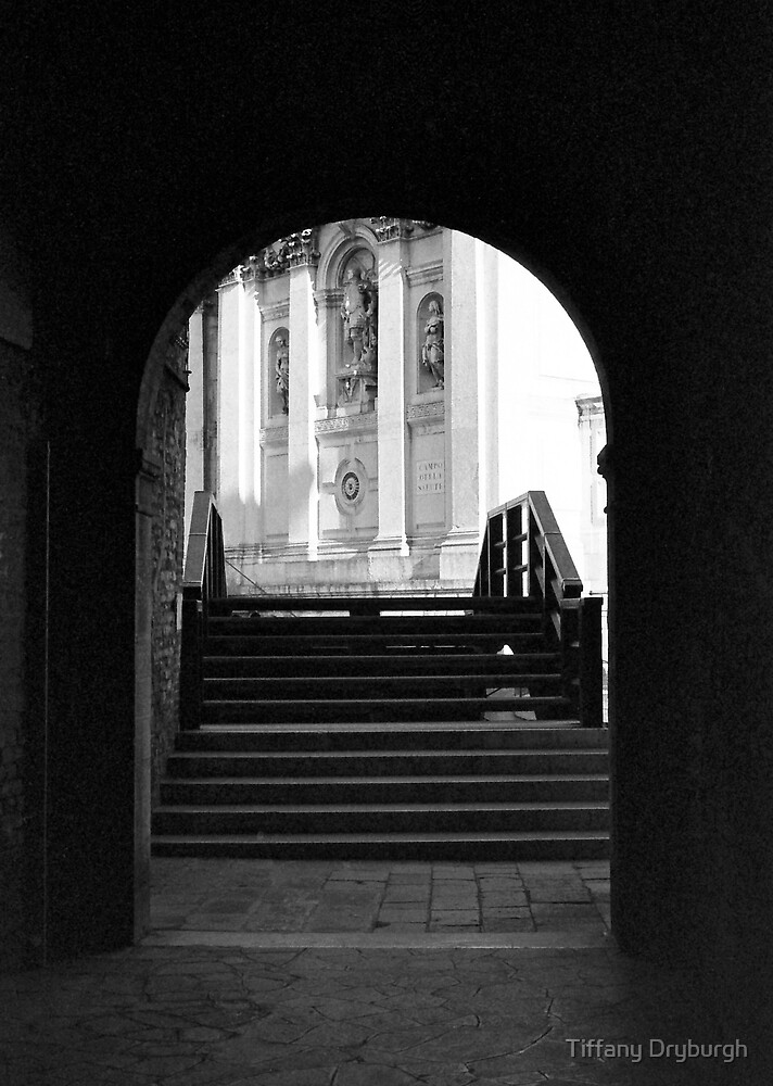 Santa Maria della Salute by Tiffany Dryburgh
