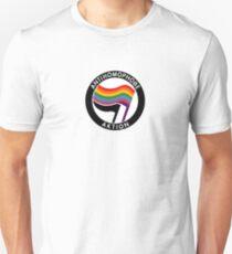 Antihomophobe Aktion T-Shirt