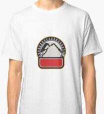 Welder Millwright Tools Circle Retro Classic T-Shirt