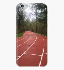 Track in forest  iPhone Case