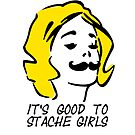 It's good to stache girls VRS2 by vivendulies