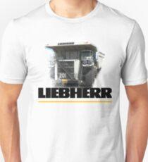 Liebherr Excavator haul T-Shirt