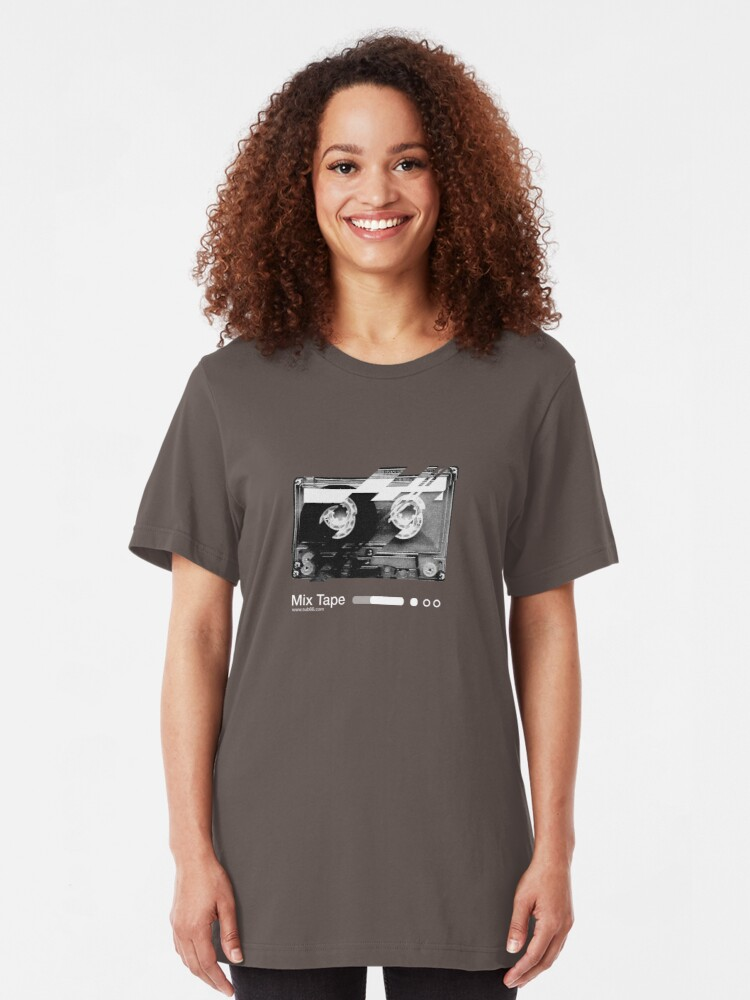 Alternate view of Mix Tape /// Slim Fit T-Shirt