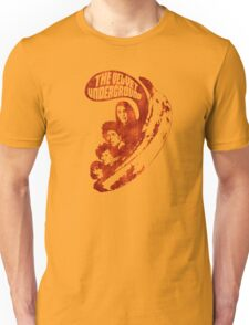 VU Banana (brown) distressed  Unisex T-Shirt