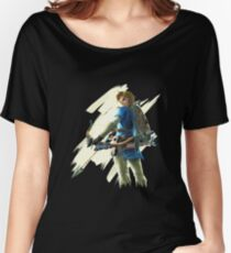 Link zelda breath of the wild Women's Relaxed Fit T-Shirt
