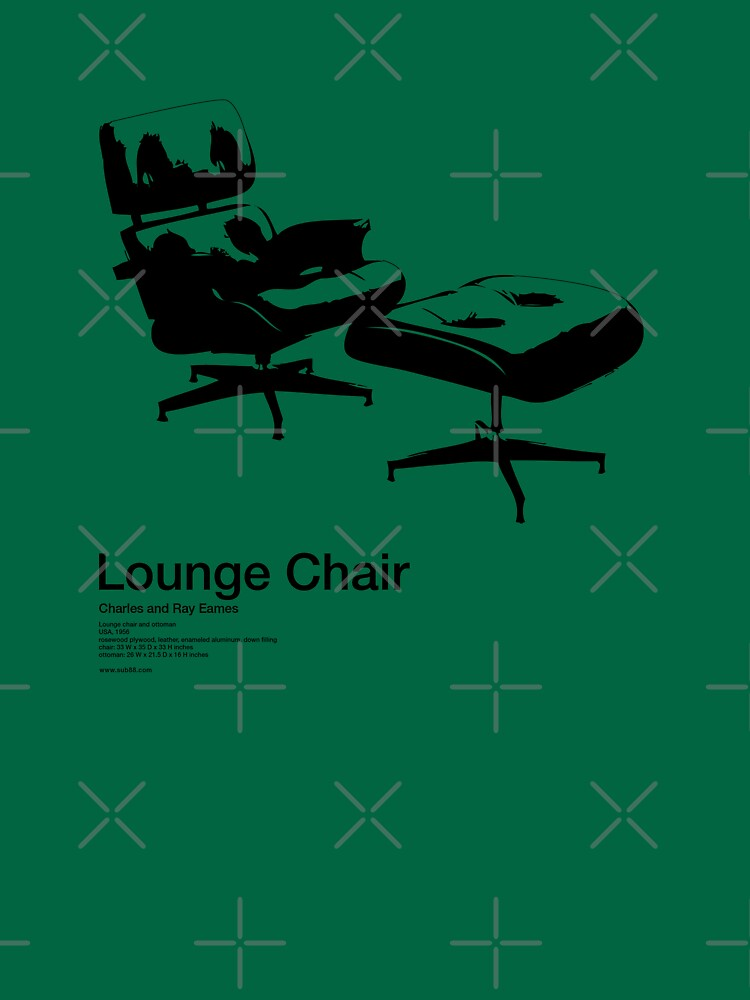 Lounge Chair /// by sub88