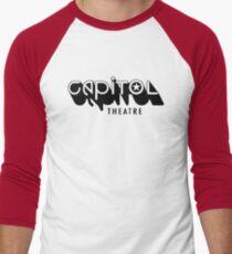 Capitol Theater (schwarz) Baseballshirt für Männer