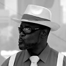 Samba Man by SuddenJim