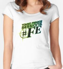 Tokyo Mirage Sessions #FE Women's Fitted Scoop T-Shirt