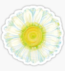 camomile flower Sticker