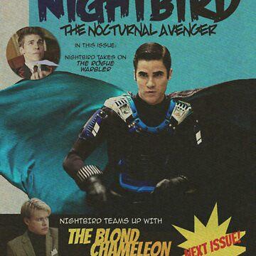Introducing Nightbird by novakstiels