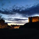 Clifford's Tower at Night by Robert Steadman