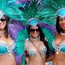 Samba Girls by SuddenJim