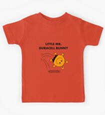 Mr Duracell Bunny Kids Tee