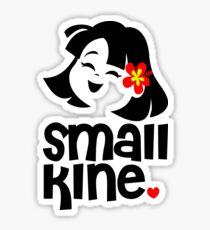 Small Kine - Laughing Hula Baby Sticker