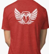 Staffordshire Wargaming Guild in RED Tri-blend T-Shirt