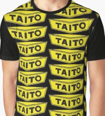 TAITO ARCADE GAMES CORPORATION Graphic T-Shirt