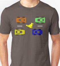 ATARI FREEWAY CAR TRAFFIC T-Shirt