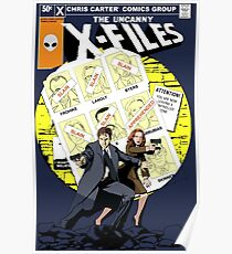 The Uncanny X-Files Poster