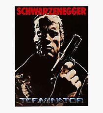 Terminator cover Photographic Print